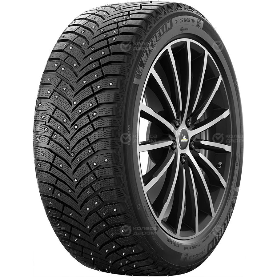 Шина Michelin X-Ice North 4 225/50 R18 99T X-Ice North 4 225/50 R18 99T Шипованные